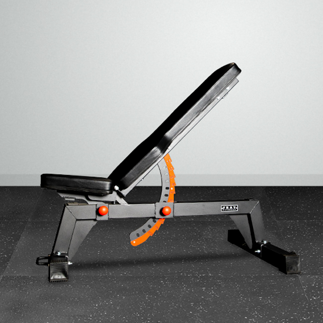 FAB-01D Incline Flat Adjustable Bench