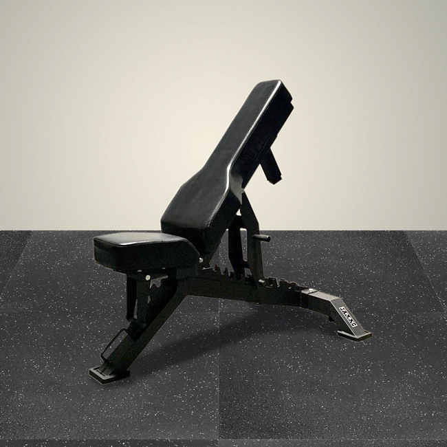 FAB-01F Slim Back Adjustable Bench