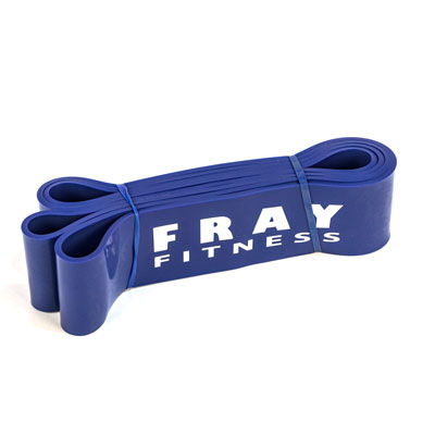 Latex Resistance Bands - XL Blue