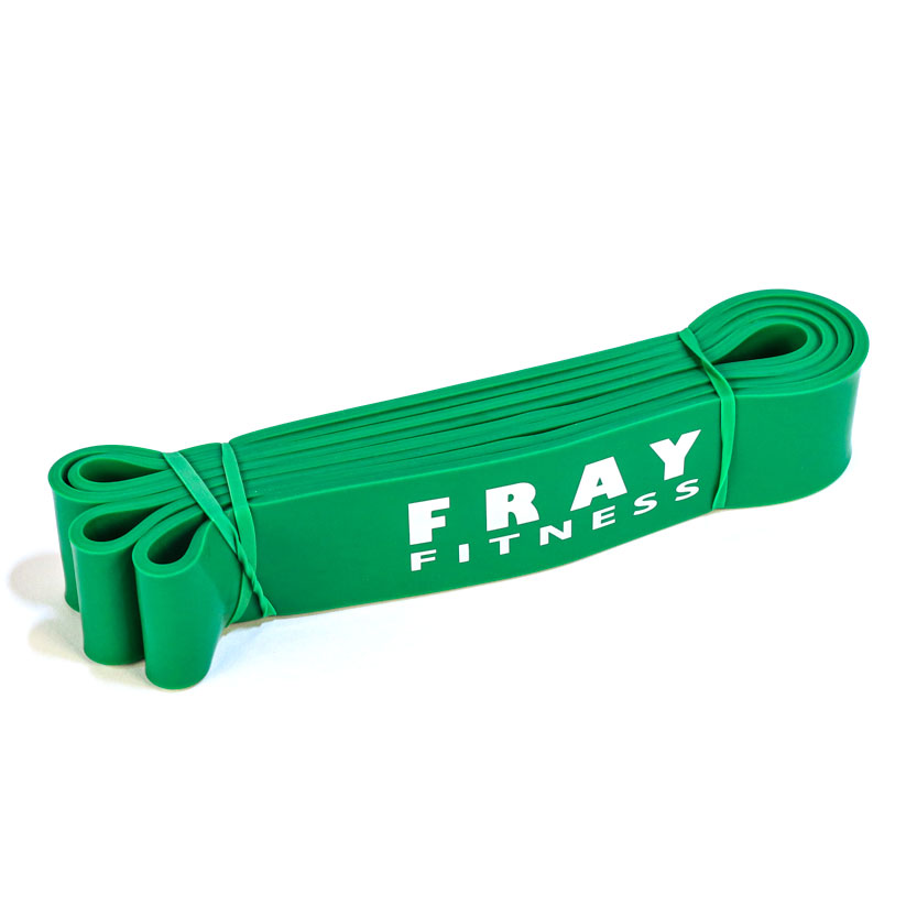 Latex Resistance Bands - Large Green