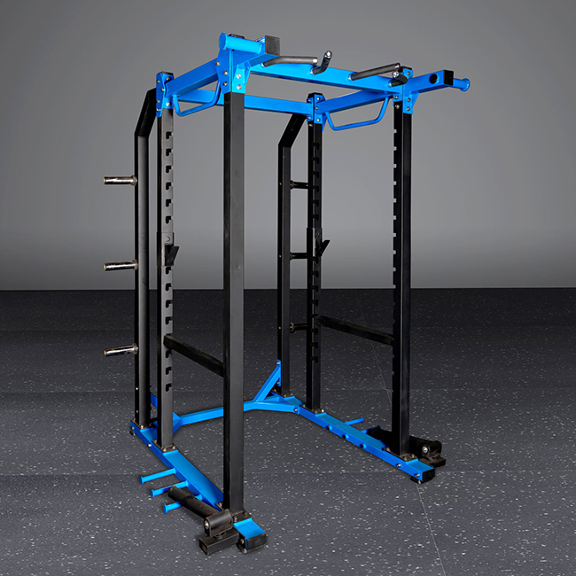 FHD2 Power Rack w/ Dual Landmines
