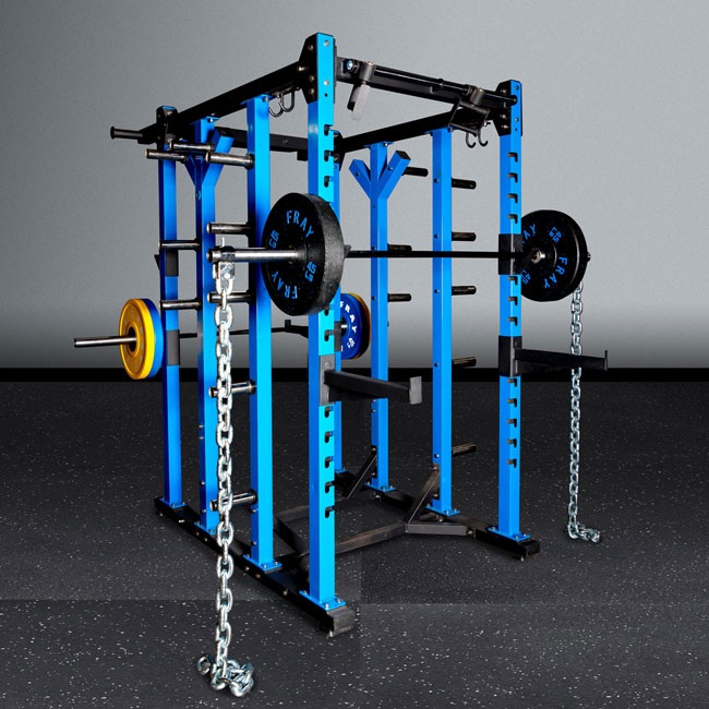 FHD4 Double Sided Power Rack