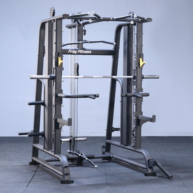 Power Rack Smith Machine