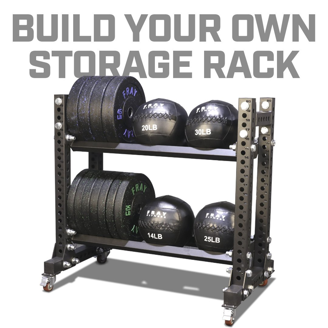 Savage Series Storage Rack