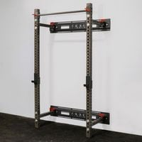Savage Series Foldback Wall Mount Rack